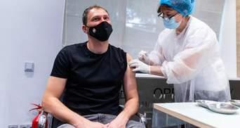 Андрій П'ятов: маємо вакцинуватися, якщо хочемо, щоб наші рідні та близькі були здоровими