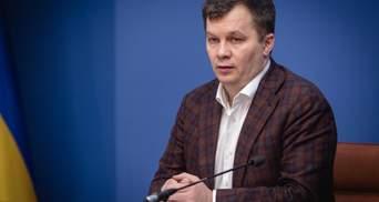 """""""Монстр"""", який намагається всіх з'їсти й себе заодно, – Милованов про Укроборонпром"""