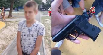 У Харкові школяр влаштував стрілянину на дитячому майданчику: є постраждалі