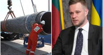 """В обмін на """"Північний потік-2"""": Литва пропонує надати Україні ПДЧ в НАТО"""