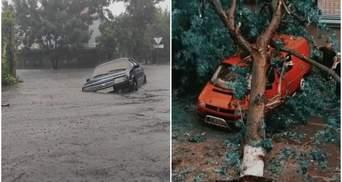 У курортному Бердянську під час зливи струмом вбило 2 людей