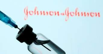 До побічних ефектів вакцини від Johnson & Johnson включили новий синдром