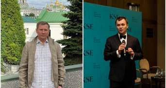 """""""Я приїхав на самокаті, а ви на Maybach"""": Шахов і Милованов посварилися в прямому ефірі"""