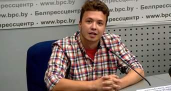 Ймовірно, під тиском режиму: Протасевич публічно розкритикував білоруську опозицію