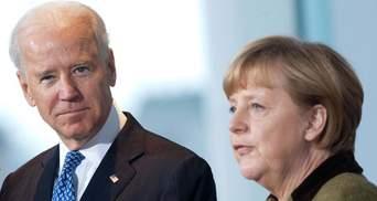 Угода Байдена – Меркель нікого не влаштовує: у яку пастку заганяє російська труба