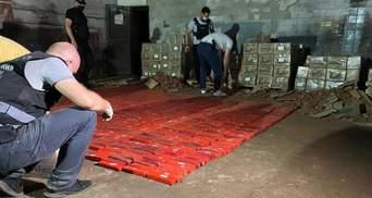 Героина на 1 миллиард: в Украине перекрыли огромный канал контрабанды