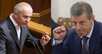 """""""Внутренний"""" конфликт: Козак, Шуфрич и Путин пытаются приписать Украине грехи России"""
