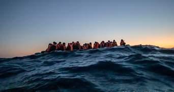 У берегов Турции утонула лодка с 45 людьми на борту: часть спасли