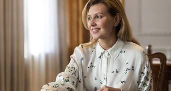 Зеленська проведе в Києві саміт перших леді та джентльменів перед Днем Незалежності