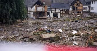 Масштабні повені у Німеччині вже забрали 175 життів