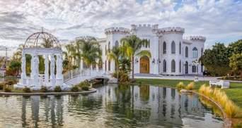 Сказочная недвижимость: удивительные замки США, в которых живут люди