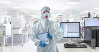 В Великобритании зафиксировали новый штамм коронавируса