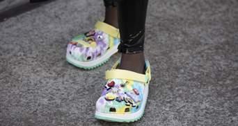 Челенджі у соцмережах та хайп від зірок: компанія Crocs досягла рекордних продажів свого взуття