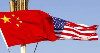 """Китай ввел санкции против США: у Байдена назвали их """"непродуктивными и циничными"""""""