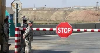 Покоя нет: на границе Таджикистана и Кыргызстана дрались, бросали камнями и стреляли