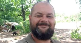 В госпитале умер раненый на Донбассе военный