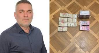 Заместителю главы Харьковского облсовета избрали меру пресечения: его разоблачили на взятке