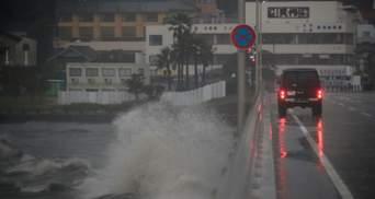 Олімпійські ігри під загрозою: на Токіо насувається потужний тайфун