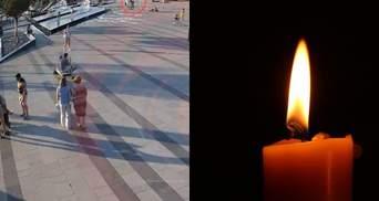 У центрі Дніпра 4-річний хлопчик впав на фонтан: малюк помер у лікарні – відео