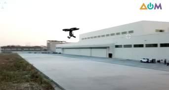 Працює на електриці: летючий автомобіль випробували у Туреччині – фото