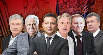 Від Кравчука до Зеленського: чим запам'яталася промови всіх президентів незалежної України
