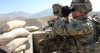 """США обіцяють допомагати Афганістану, поки """"таліби"""" не відступлять"""