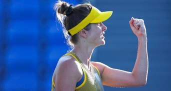 Еліна Світоліна з камбеком вийшла в 1/8 фіналу Олімпіади в Токіо