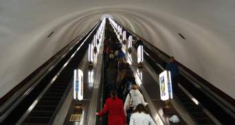 В Киевском метро диктор закашлялась и призвала людей ходить к врачу