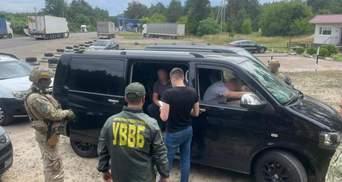 Долари не допомогли: росіянин тричі намагався прорватися в Україну