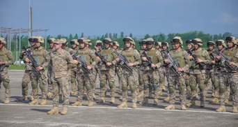 В Грузии стартовали международные военные учения с участием Украины: фото