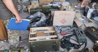 Пытались вывезти из Украины комплектующие к зенитно-ракетным комплексам: СБУ разоблачила схему