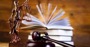На Волыни суд наказал мужчину, который полностью голым пришел в церковь