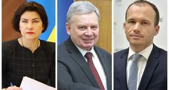 Осенью могут уволить Венедиктову, Тарана и Малюську: депутаты готовят кадровые изменения