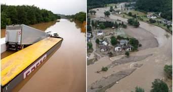 Евросоюз заранее знал об опасности сильных наводнений, – Politico