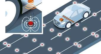 В США испытают дорогу из магнитного цемента: она сможет заряжать электромобили на ходу