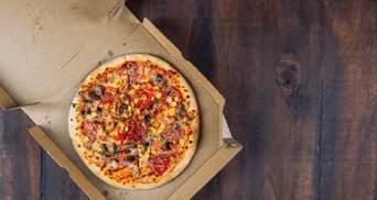 Кур'єр отримав шматок піци замість чайових: курйозне відео