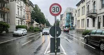 30 километров в час: немецкие города выступают за большее ограничение скорости на дорогах