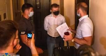Корупція в АРМА: керівник та заступник вивели майже 400 тисяч доларів, на яких наклали арешт
