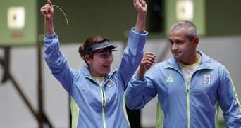 Костевич – самая старшая призерка Олимпиады из Украины, Омельчук – в топ-3