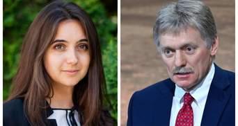 """""""Як колега колезі"""": Мендель відправила свою книгу в Кремль"""