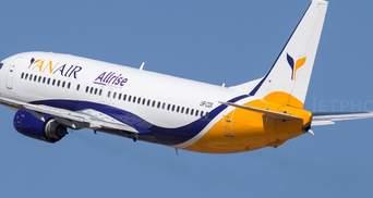 Літак Київ – Батумі вимушено сів у Тбілісі