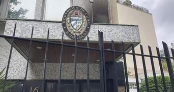 На посольство Куби в Парижі напали: Гавана назвала це терактом