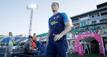 Нестримний Артем Довбик визнаний найкращим гравцем 1 туру УПЛ: нападник забив 2 голи – відео