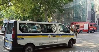 """""""Заминировали"""" мэрию Одессы: эвакуированы почти 200 человек"""