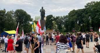 Справжній День незалежності Білорусі: у Києві відбулося гучне святкування – відео