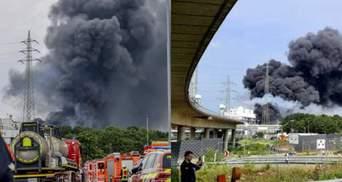 Взрыв на заводе в Германии: число жертв возросло, горожан просят оставаться дома