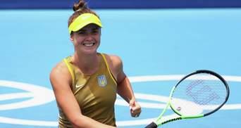 Свитолина установила историческое достижение для Украины на Олимпийских играх