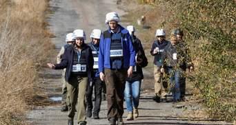 Враг активизировался: миссия ОБСЕ зафиксировала почти 400 нарушений режима тишины на Донбассе
