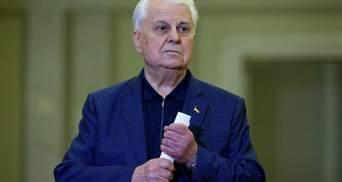 Стан Леоніда Кравчука – важкий: лікарям заборонили коментувати