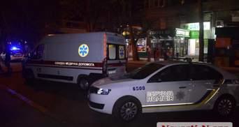У центрі Миколаєва підлітки влаштували масову бійку зі стріляниною: фото, відео